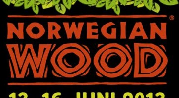 Norwegian Wood-Logo m tekst