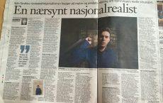 """NOAS' generalsekretær Ann-Magrit Austenå har skrevet kronikk om Agenda-medarbeider Sylo Tarakus bok """"Innvandringsrealisme"""" i Klassekampen 20. mai"""