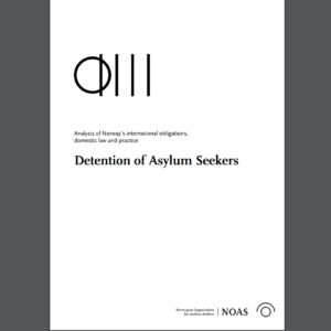 Detention Of Asylum Seekers Til Web Indd