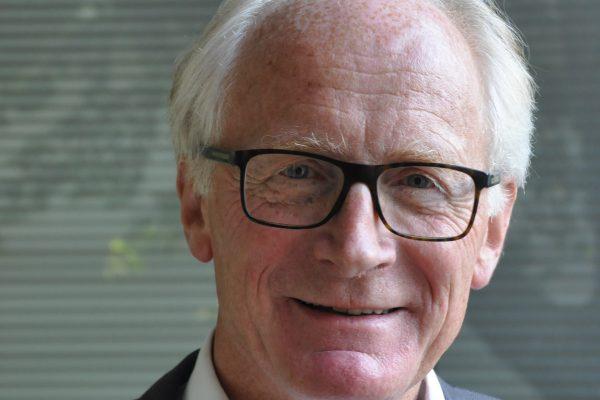 Kai Eide, styreleder i NOAS
