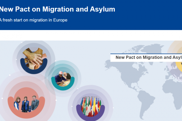 Migrasjonspakt EU